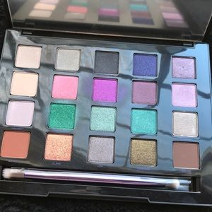 Urban Decay Vice Unloaded Palette